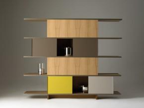 Elegant Storage System Multiuse By AgapeCasa