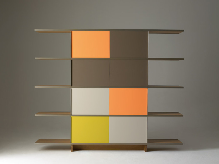 Elegant storage system Multiuse by AgapeCasa 2