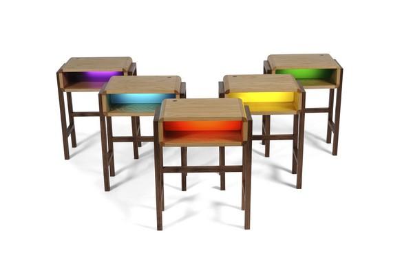 Night Light Table 1