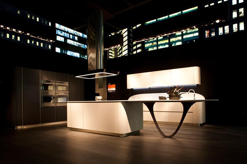 Ola Kitchen designed by Pininfarina 2