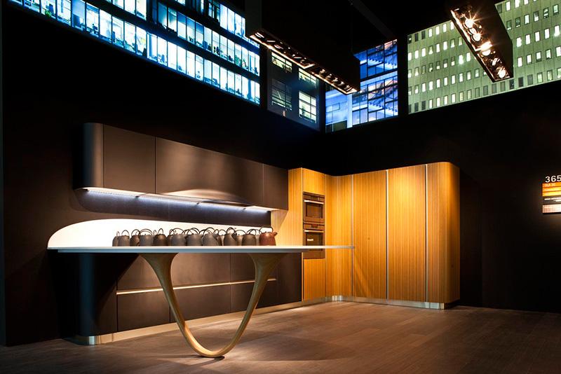 Ola Kitchen designed by Pininfarina 3