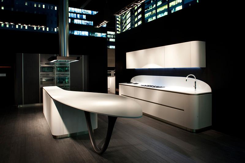 Ola Kitchen designed by Pininfarina 4