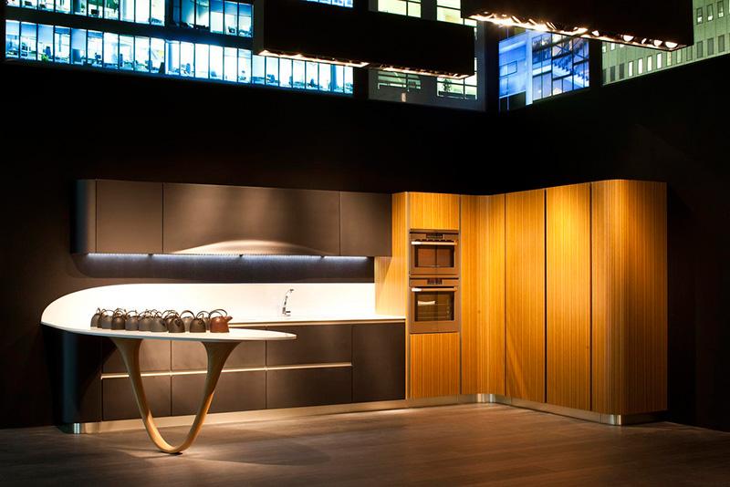 Ola Kitchen designed by Pininfarina 5