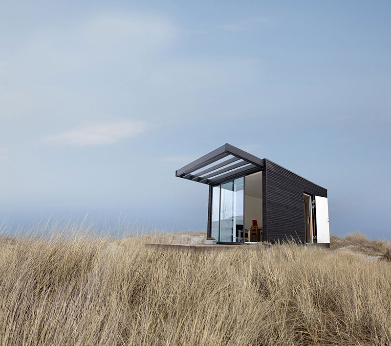 Astounding One Modular Mini House By Add A Room Largest Home Design Picture Inspirations Pitcheantrous