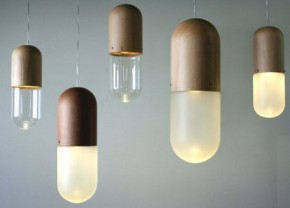 Pil Pendant Lamp By Tim Wigmore