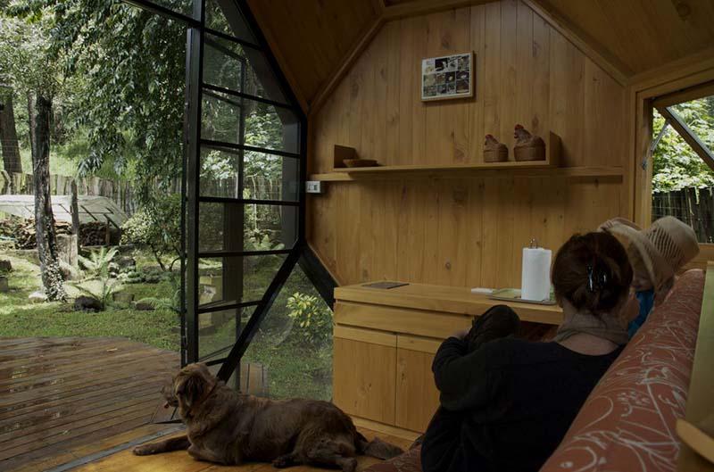 Polyhedron Habitable by Manuel Villa Architecture 5