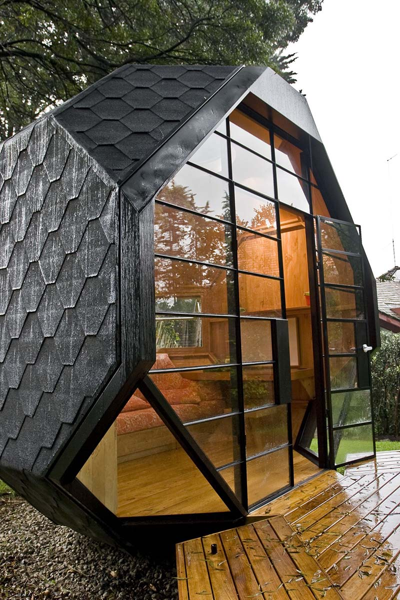 Polyhedron Habitable by Manuel Villa Architecture 8