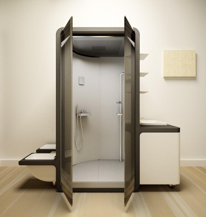Aquabox bathroom system 4