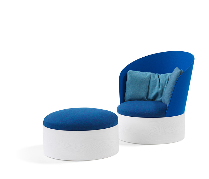 B25 Easy Chair By Cate & Nelson 5