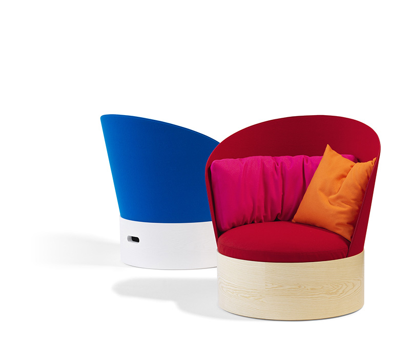 B25 Easy Chair By Cate & Nelson 6