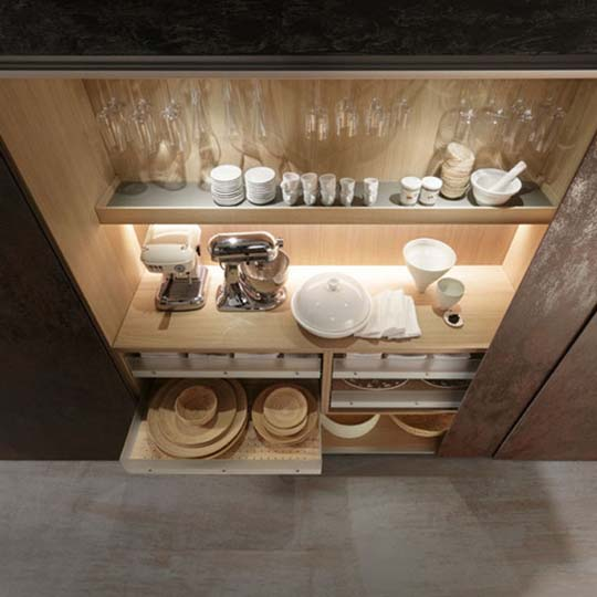 Cult Kitchen Design by Rational 5