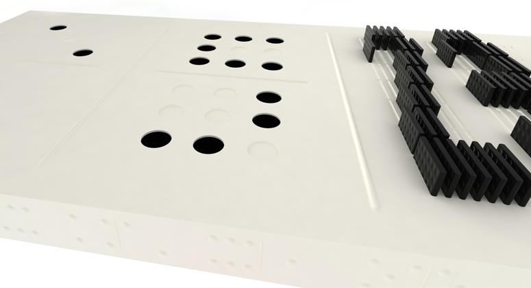 DominOclock by Borean Design 5