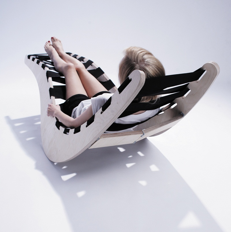 Foldable Chaise Lounge 3