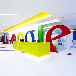 Google London Office Interior Design