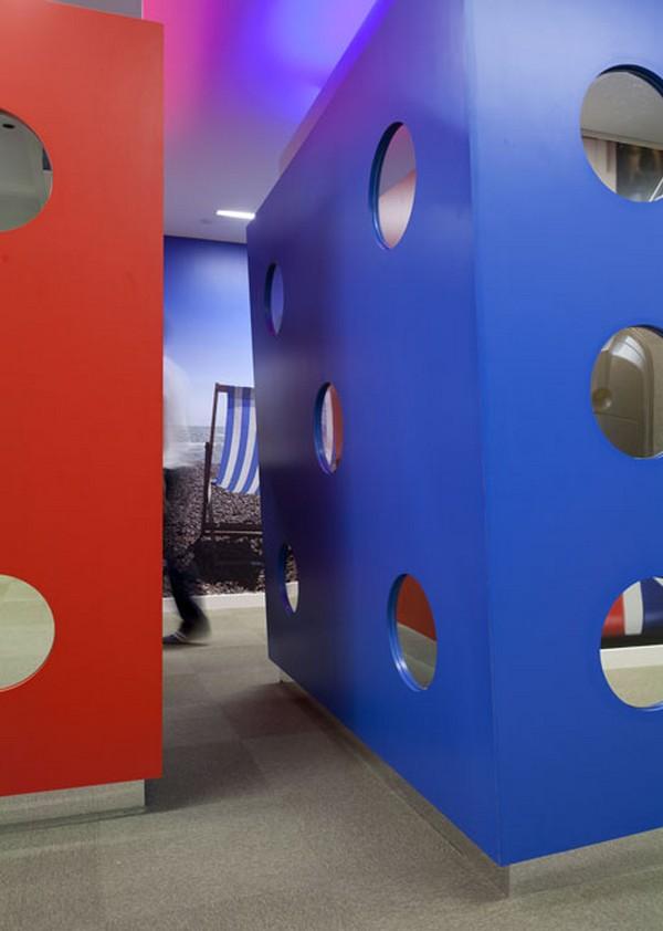 Google London Office Interior design by Scott Brownrigg 5