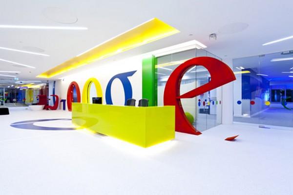 Google London Office Interior design by Scott Brownrigg 7
