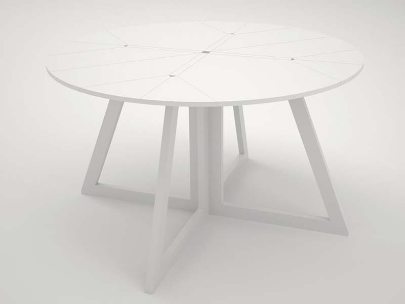 Innovative Transformable table Grand Central 4