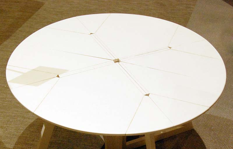 Innovative Transformable table Grand Central 5