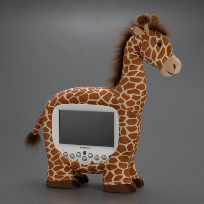 HANNSpree Novelty LCD TV Giraffe