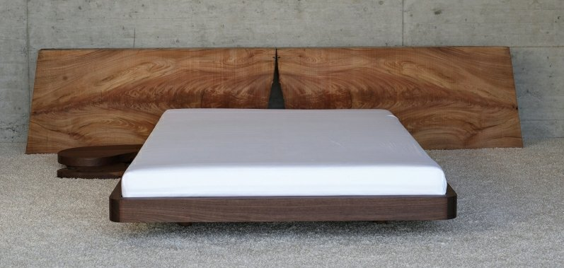 IGN. Dream Solid Wood Bed Design 1
