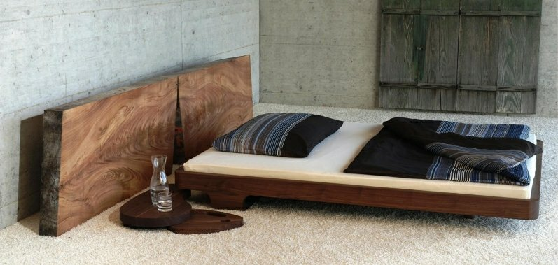 IGN. Dream Solid Wood Bed Design 3