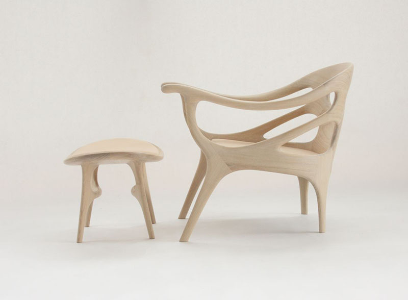 K-Chair and K-Plus by Helle Damkaer 1