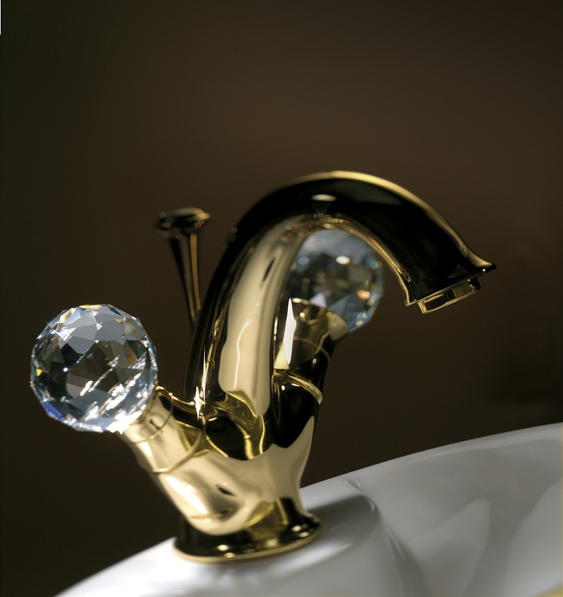 Retro Bathroom Fittings Collection Karenina By Webert | The Design