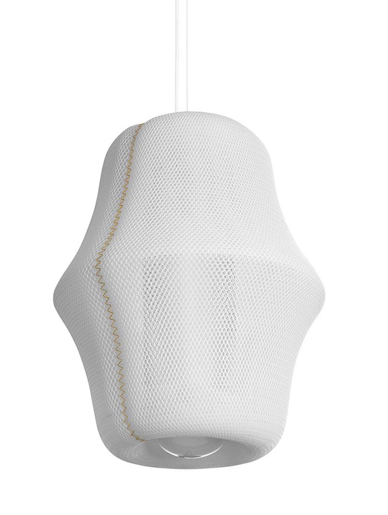 Loom Pendant Lamp by Benjamin Hubert 2