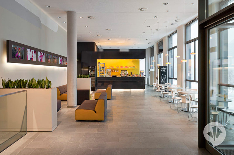 MTV Networks Headquarters Berlin Interiors by Dan Pearlman 11