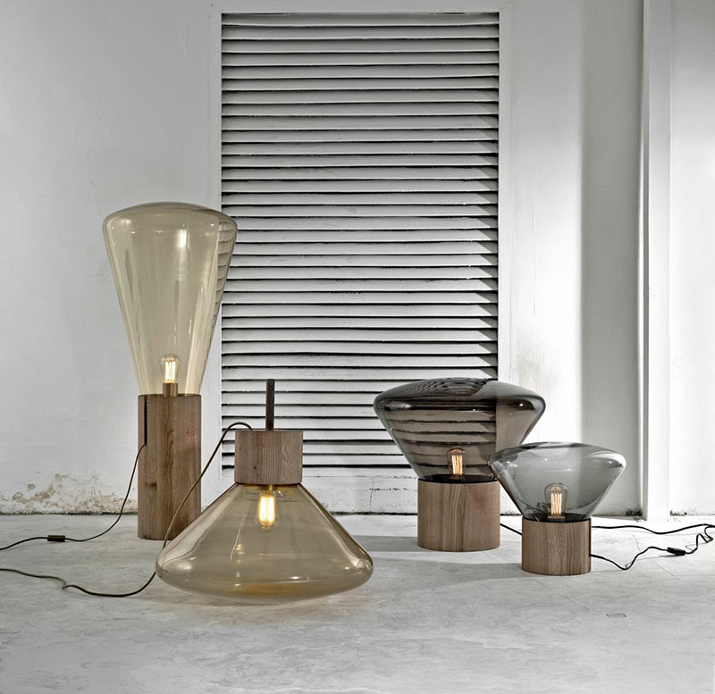 Muffin Lamps by Dan Yeffet and Lucie Koldova 1