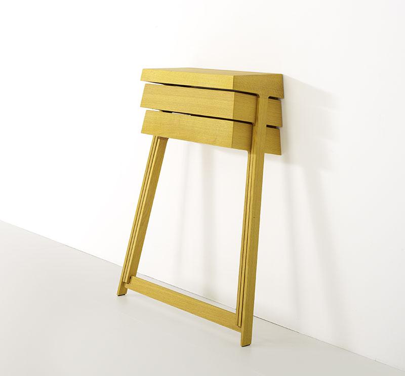 Pivot Desk And Pivot Vanity by Shay Alkalay 4