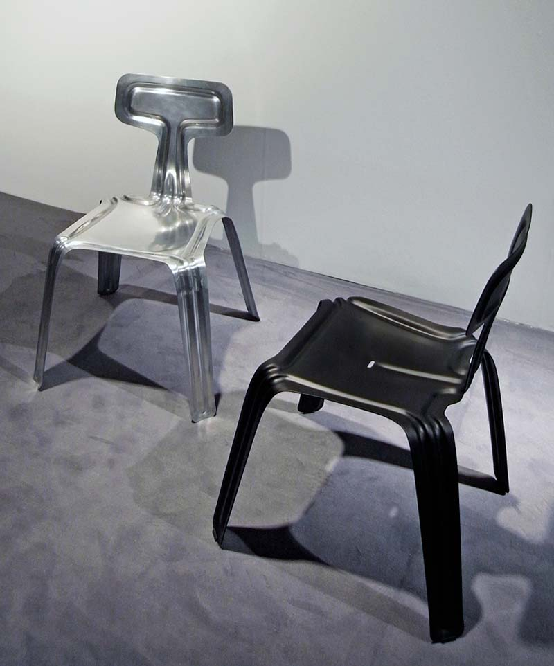 Pressed Chair by Harry Thaler 2