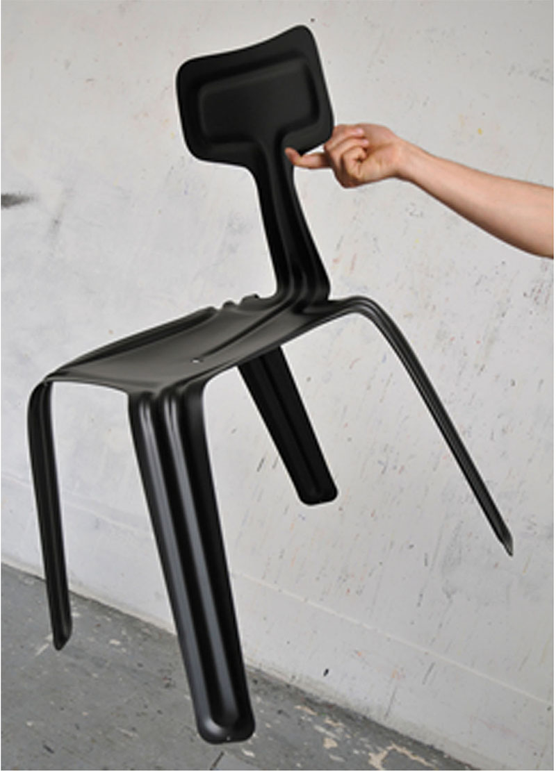 Pressed Chair by Harry Thaler 4