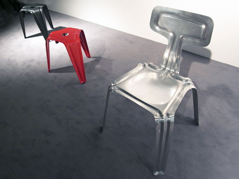 Pressed Chair by Harry Thaler 5