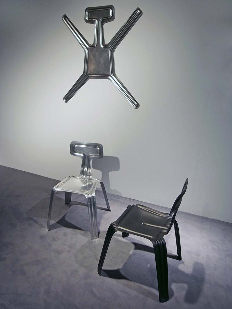 Pressed Chair by Harry Thaler 6