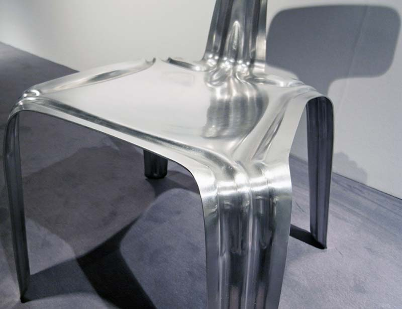 Pressed Chair by Harry Thaler 8