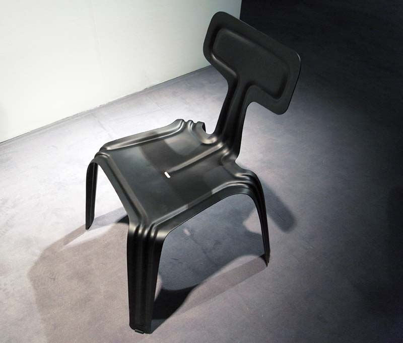 Pressed Chair by Harry Thaler 9
