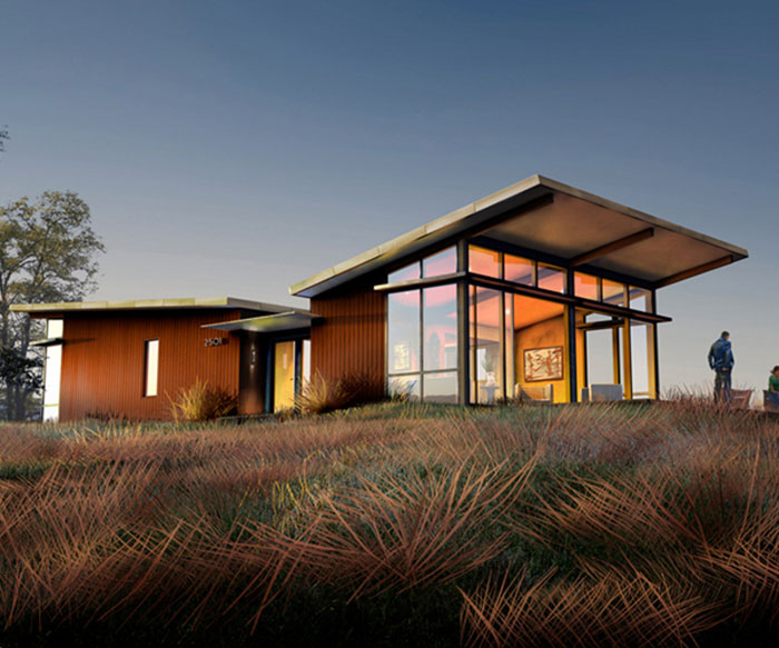 Eco Friendly Prefab Homes By Stillwater Dwellings