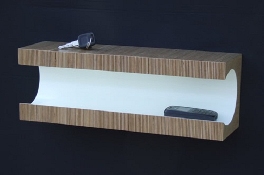 Summer Colored Striped Shelf by Martin Gallagher 4