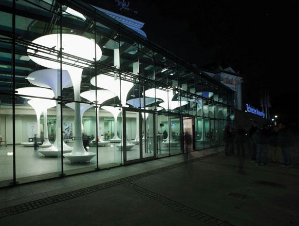TMW Technical Museum Entrance by Querkraft 10