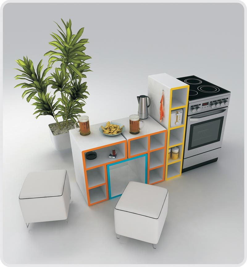Tetris Furniture 2