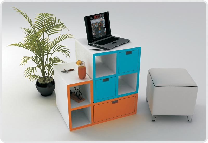 Tetris Furniture 3