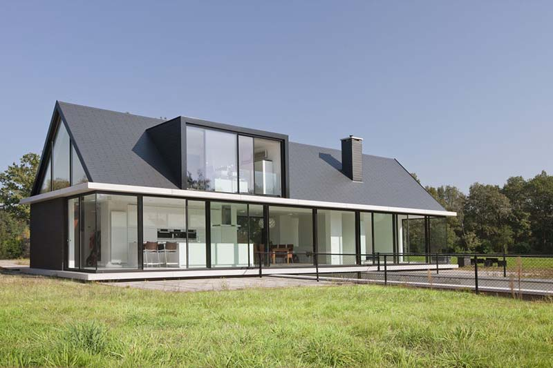 villa geldrop by hofman dujardin architects ForHofman Dujardin Architects