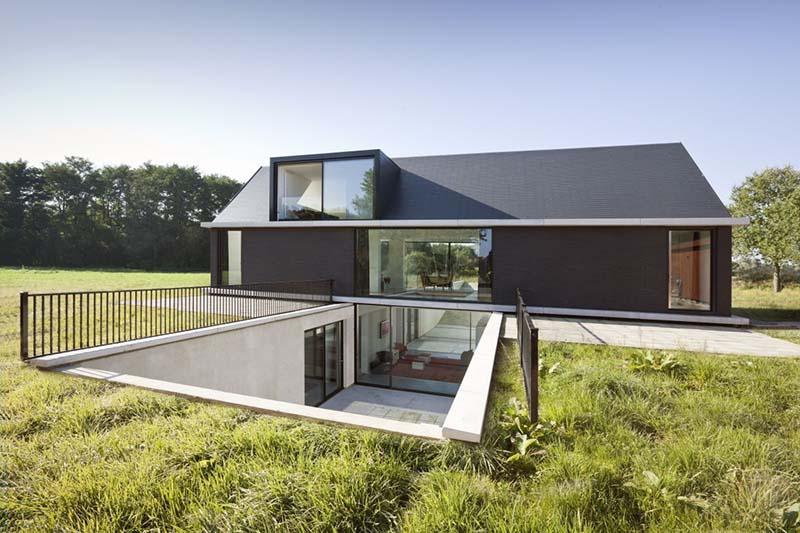Villa Geldrop by Hofman Dujardin Architects 2