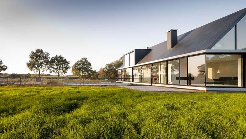 Villa Geldrop by Hofman Dujardin Architects 3