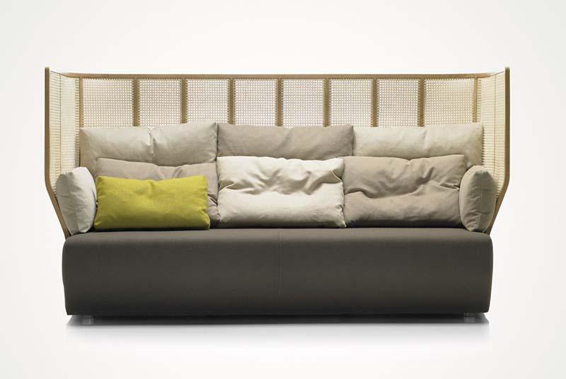 Xistera Seating Furniture by Samuel Accoceberry and Jean-Louis Iratzoki 2