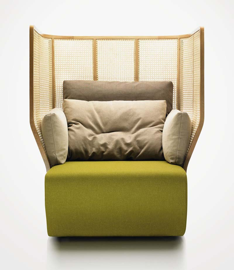 Xistera Seating Furniture by Samuel Accoceberry and Jean-Louis Iratzoki 3
