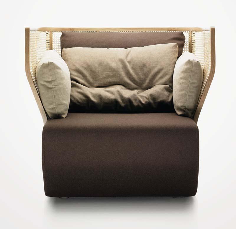 Xistera Seating Furniture by Samuel Accoceberry and Jean-Louis Iratzoki 5