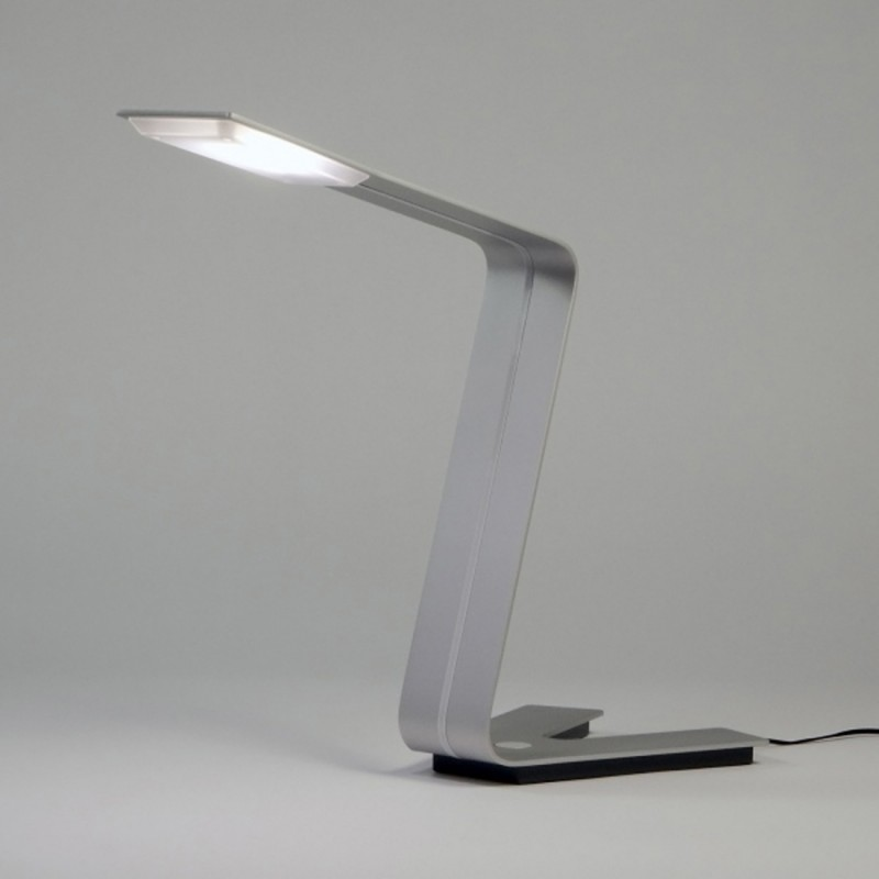 The y led desk lamp by shine labs - Contemporary table lamps design ideas ...