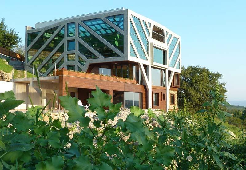 Conservatory House by Ignatov Architects 1